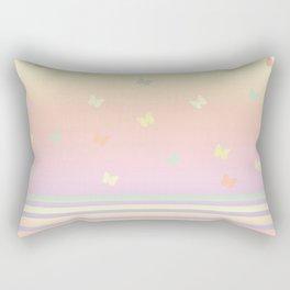 Pattern butterfly 184 Rectangular Pillow