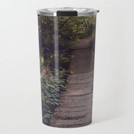 Pacific Northwest Forest Trail Travel Mug