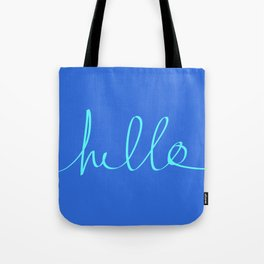 Hello, Sailor Tote Bag
