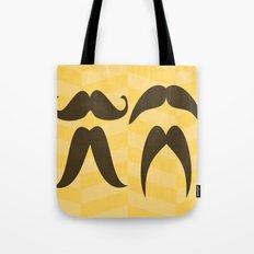 Mustache Love Tote Bag