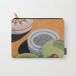 Small bowls n. 4 Carry-All Pouch