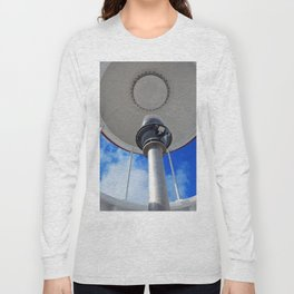 Looking Up and Through the Lighthouse Long Sleeve T-shirt