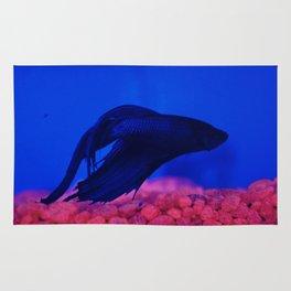 Neon Fish Rug