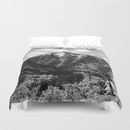 Paradise Valley, Kings River Canyon Duvet Cover