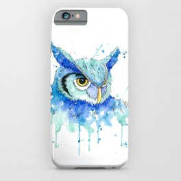 Color Hedwig  iPhone Case