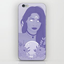 Queen Witch iPhone Skin