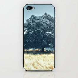 never alone iPhone Skin