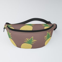 Pineapple Cocktails Fanny Pack