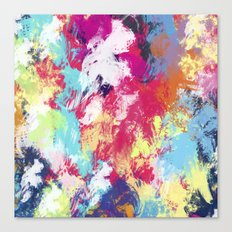Abstract 39 Canvas Print