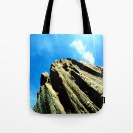 Vuelo de un pajaro Tote Bag