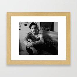 Artist 2 Framed Art Print