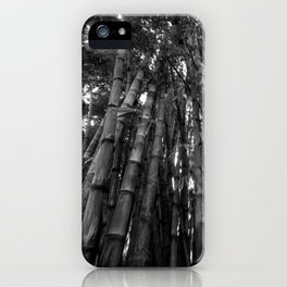 Bamboo Forests iPhone Case