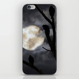 Full Moon Committee iPhone Skin