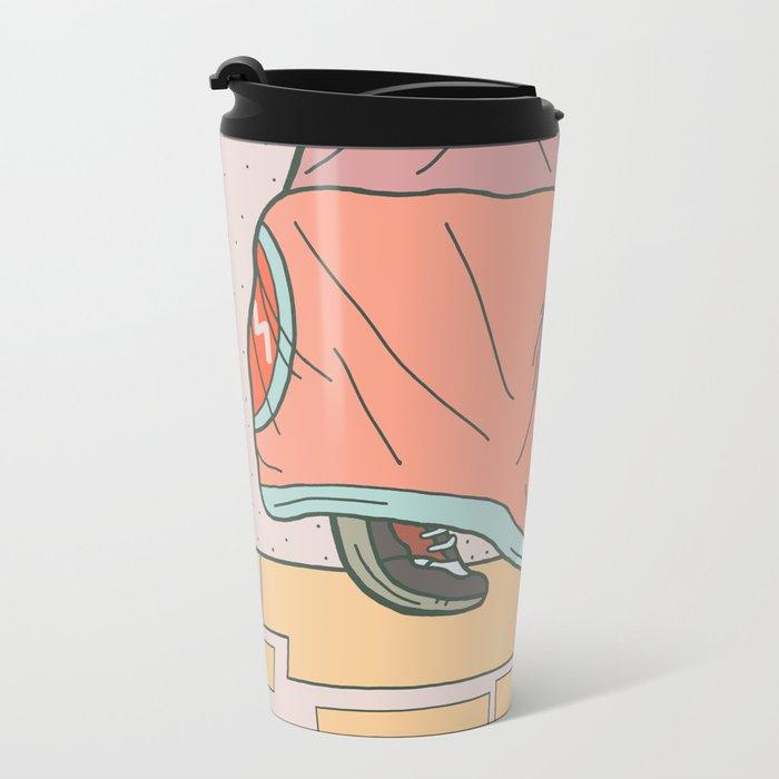 Brnds Metal Travel Mug