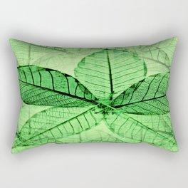Foliage 2 Rectangular Pillow