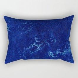 cyanocean Rectangular Pillow