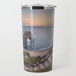 Winding Way to Durdle Door Travel Mug