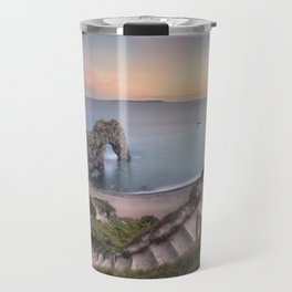 Winding Way to Durdle Door Travel Mug