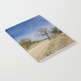 Leopold Downs Road Notebook