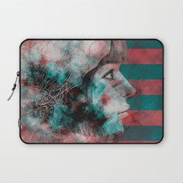Wonder Into The Future Laptop Sleeve