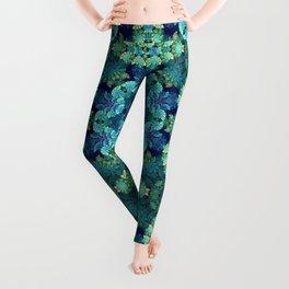 Leafy Green Leggings