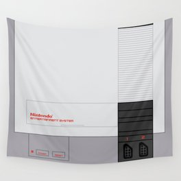 NES Wall Tapestry