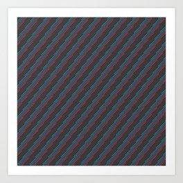 M-Tech Art Print