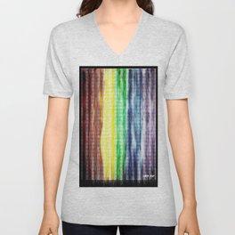 Pride Colours Unisex V-Neck