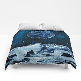 Blue Traveler Comforters
