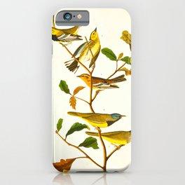 Birds & Plants iPhone Case