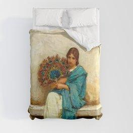 "John William Waterhouse ""Day Dreams"" Comforters"