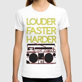 LOUDER T-shirt