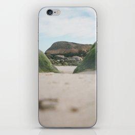 Mossy Rocks iPhone Skin