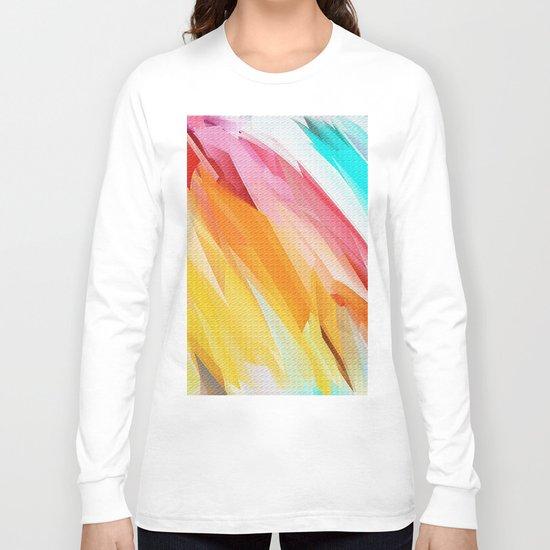 Abstract 2017 028 Long Sleeve T-shirt