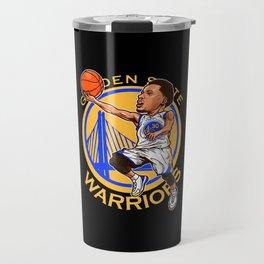 State Warriors Travel Mug