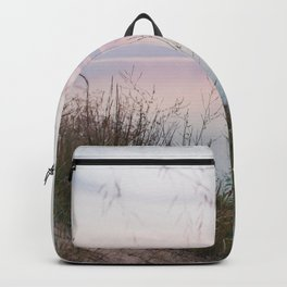 One Summer Night at the Beach Backpack