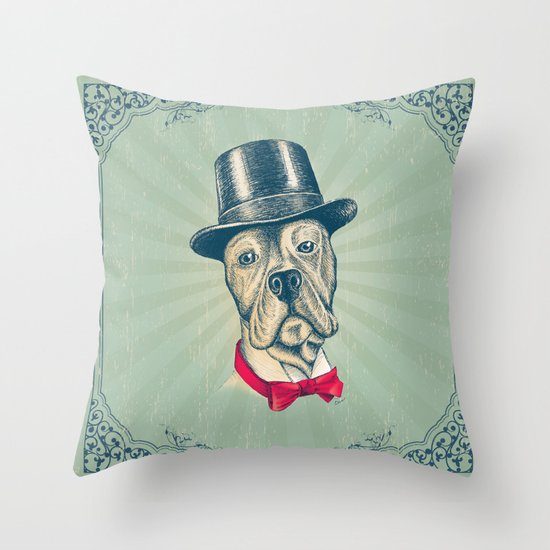 I'm too SASSY for my hat! Throw Pillow
