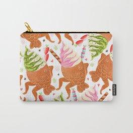 Taiyaki Mermaids Carry-All Pouch