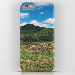 Countryside • Appalachian Trail iPhone Case