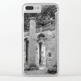 Southern Worship | Yemassee, SC Clear iPhone Case