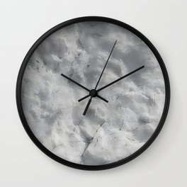 textured wall for background and texture Wall Clock