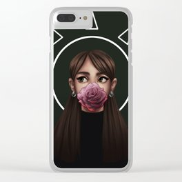 The rose of truth Clear iPhone Case