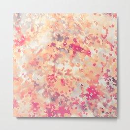 Acid Camouflage Metal Print