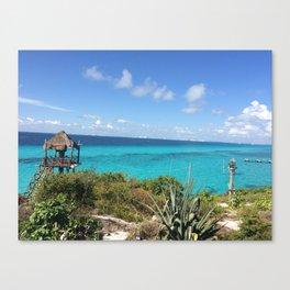 Isla Mujeres Canvas Print
