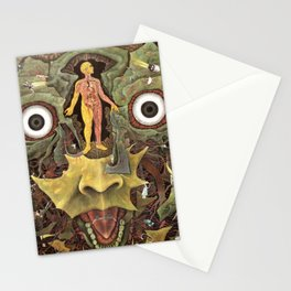 Journey of The Wounded Healer  Stationery Cards