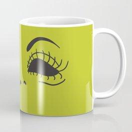 Madame Monstre Coffee Mug