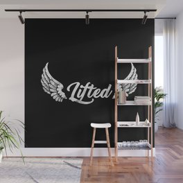 lifted Wall Mural
