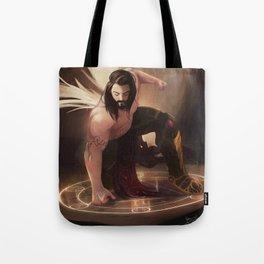 Angel Hanniel Tote Bag