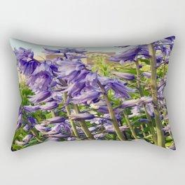 Hyacinthoides Rectangular Pillow