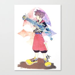 Sora Canvas Print